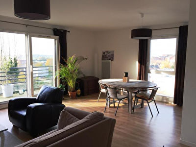Appartement a louer 59223 roncq 3 pi ces m immobili re de roncq - Garage a louer tourcoing ...